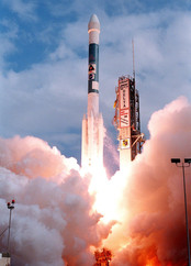 Launch of the Mars Climate Orbiter with a Delta II