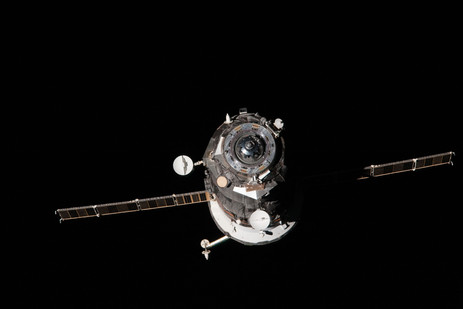 Russian Progress Spacecraft