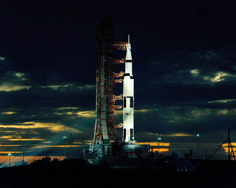 Apollo 17 - The Last Moon Shot