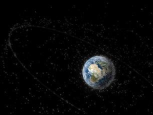 Weltraumschrott