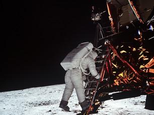 Die (gefälschte) Mondlandung