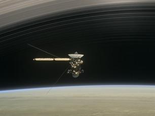 Cassini-Huygens Sonde