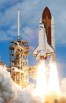 Launch Space Shuttle STS-120