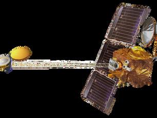 Mars Odyssey 2001 Sonde