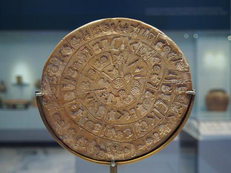 Beginn der griechischen Zivilisation - Minor und Mykener