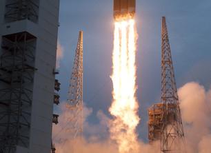 Delta Raketen