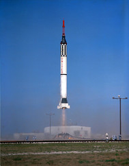 Launch of Mercury-Redstone 2