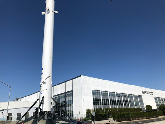 SpaceX Headquarters