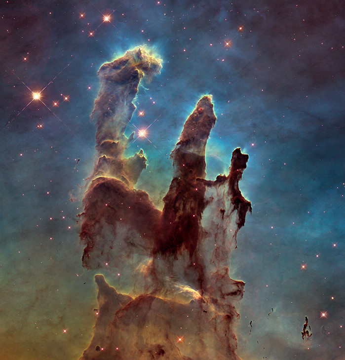 Pillars of Creation (M16)