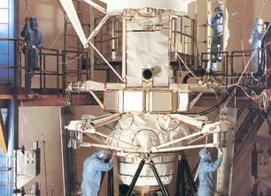 Magellan Sonde