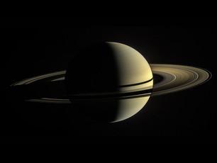 Saturns verschwindende Ringe