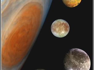 Galileischen Monde
