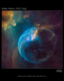 Bubble Nebula (NGC7635)