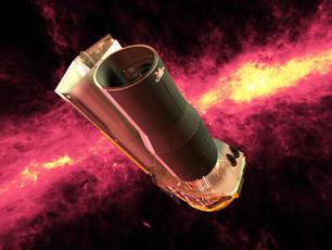 Spitzer Weltraumteleskop