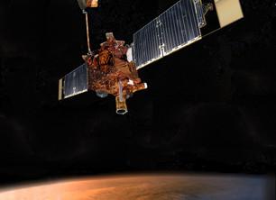Mars Global Surveyor Sonde