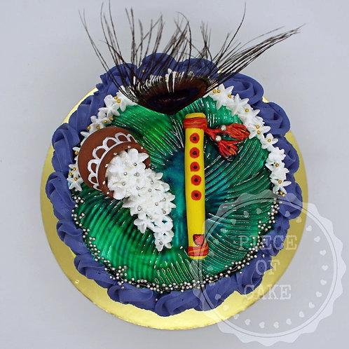 Rabdi Cake