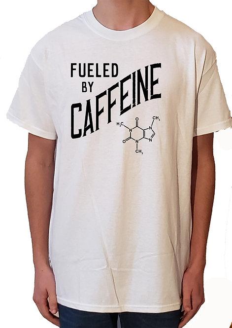Fuel By Caffeine t-shirt