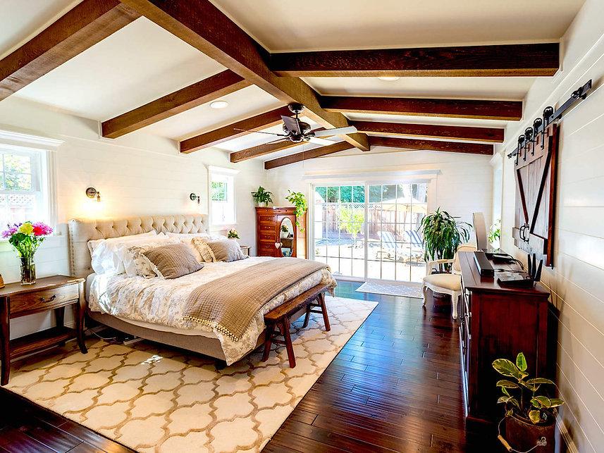 Room Addition - Master Bedroom - Eagle P