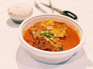 Kimchi Pork Rib Stew Organe Oakland Spec