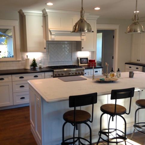 Open Concept Kitchen - Feature Photo - N