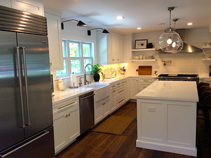 View Open Concept Kitchen Remodel