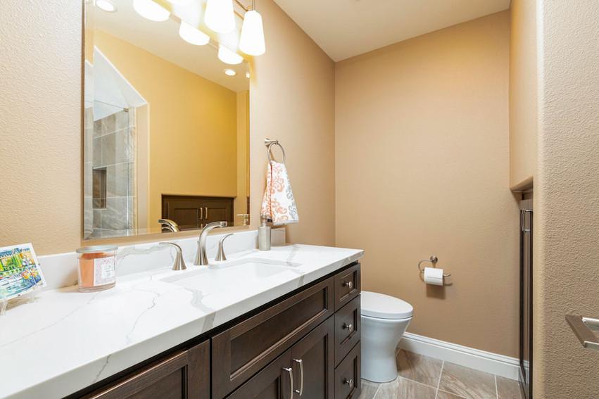 V0-Bathroom Family Room Upgrade - bathro