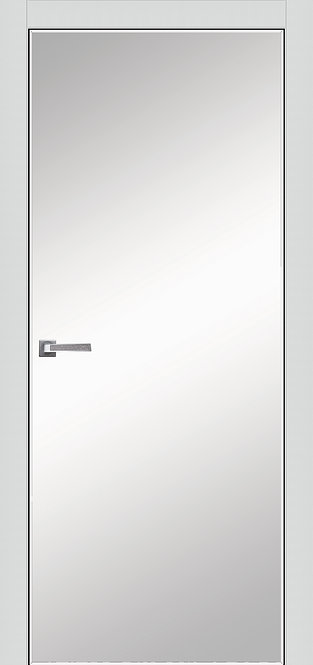 ALUFORM 5.  Зеркало сатинато
