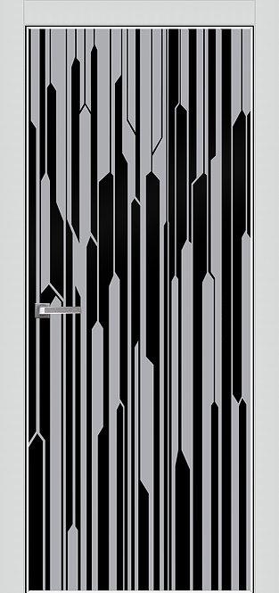 ALUFORM 5. Стекло AGS чёрное