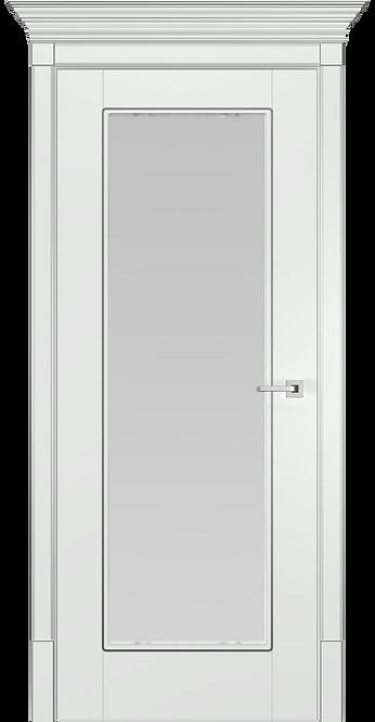 Аквитания K. RAL 9003+серебро