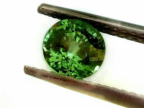 Extremely Fiery, 2.05 ct Natural Tsavorite Garnet VS