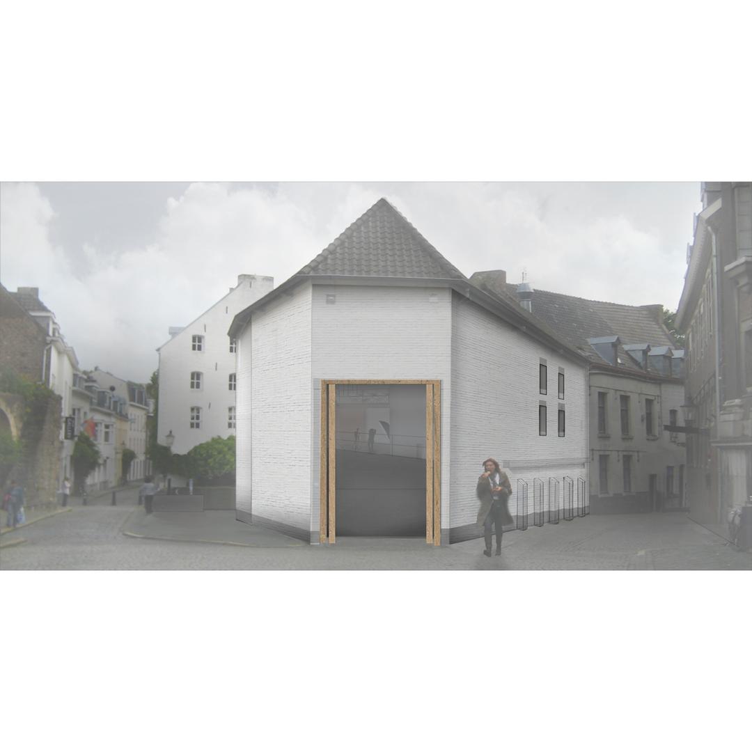 onderzoek pand Ezelmarkt Maastrichteer