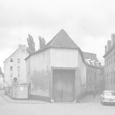 onderzoek pand Ezelmarkt Maastricht