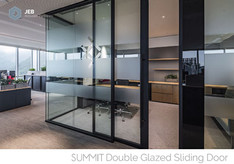 Summit Double Glazed Sliding Door