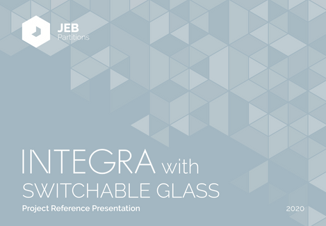 Integra with Switchable Glass