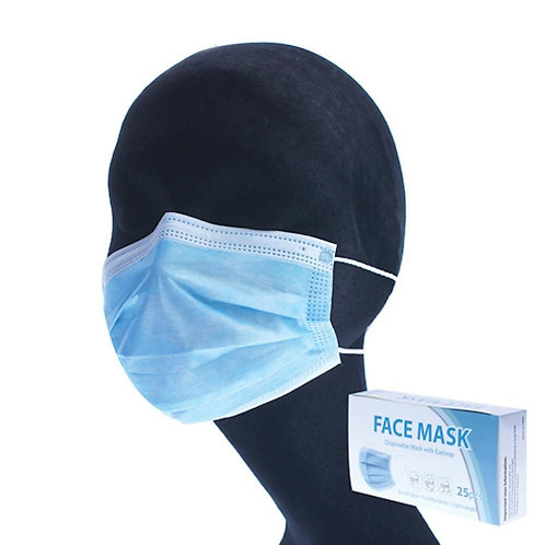 Disposable Mask (25 Pcs)