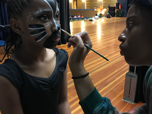 Shawn Cosby On Make Up