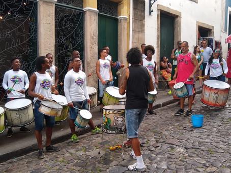 Africa in South America - Salvador, Bahia, Brazil