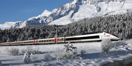 train et tgv pour serre chevalier  www.serrecheholidays.com
