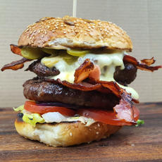 Hulk Burger   39.00 Ron