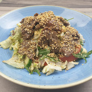Salata cu Muschi de Vita si Guacamole