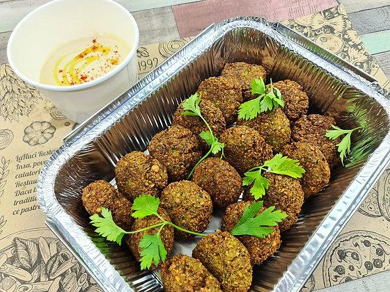 Falafel cu Sos Tahina