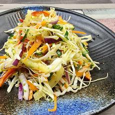 Salata de Varza cu Legume | 10.00 Ron