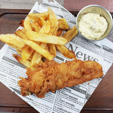 Fish & Chips | 29.00 Ron