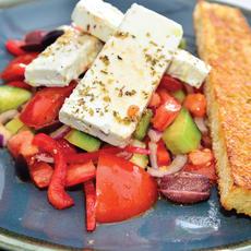 Salata Greceasca | 27.00 Ron