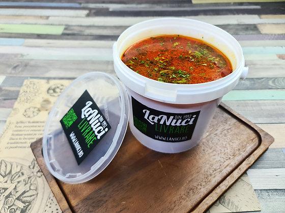 Supa de Rosii cu Noodles
