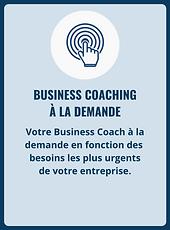 Business Coaching à la demande