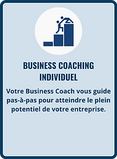 Business Coaching Individuel