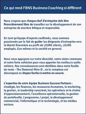 Description FBNS Business Coaching