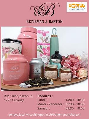 Encart Betjeman & Barton