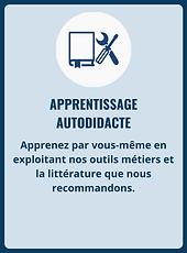Apprentissage Autodidacte